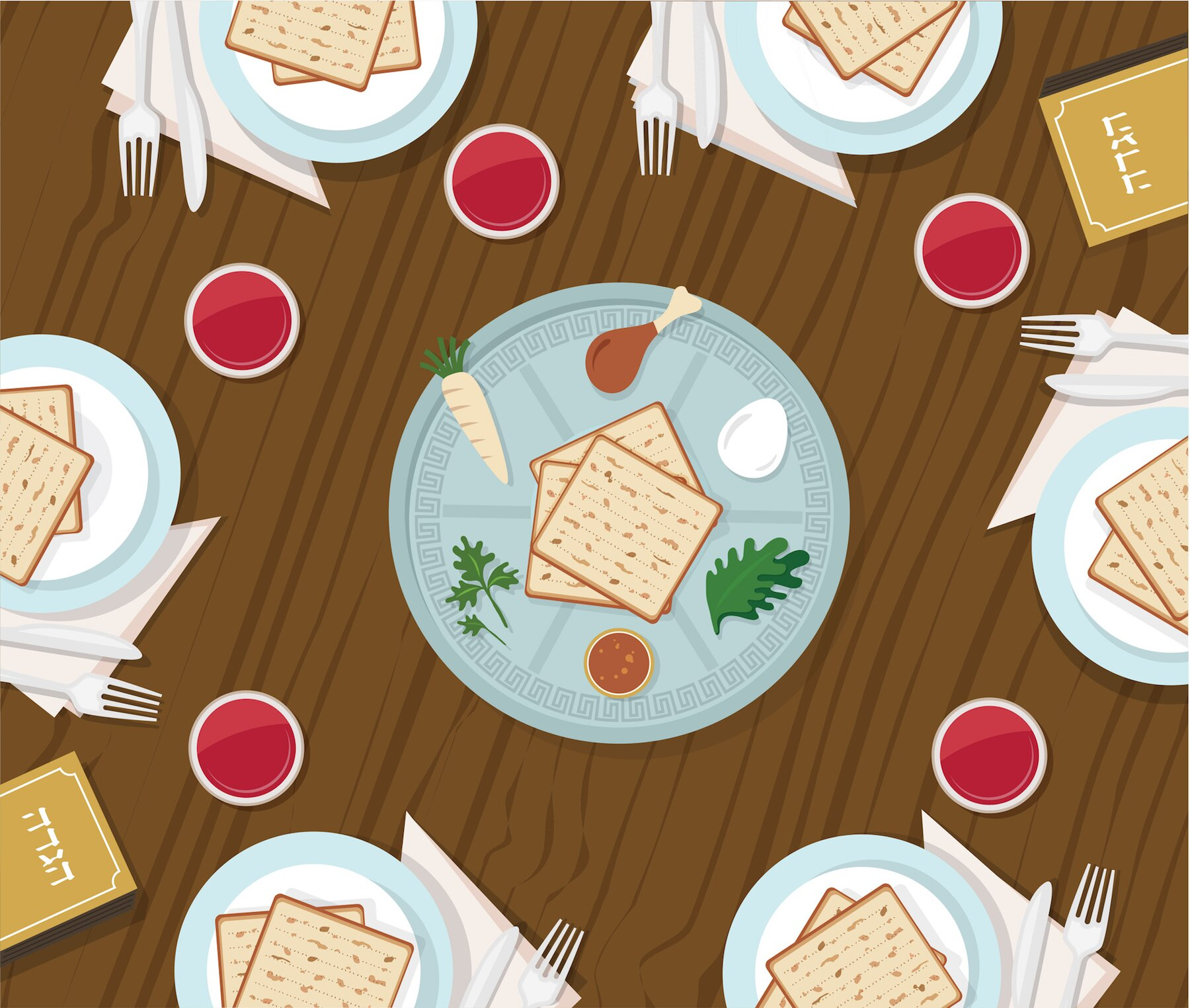 15 Modern Passover Recipes for Your Family's Seder