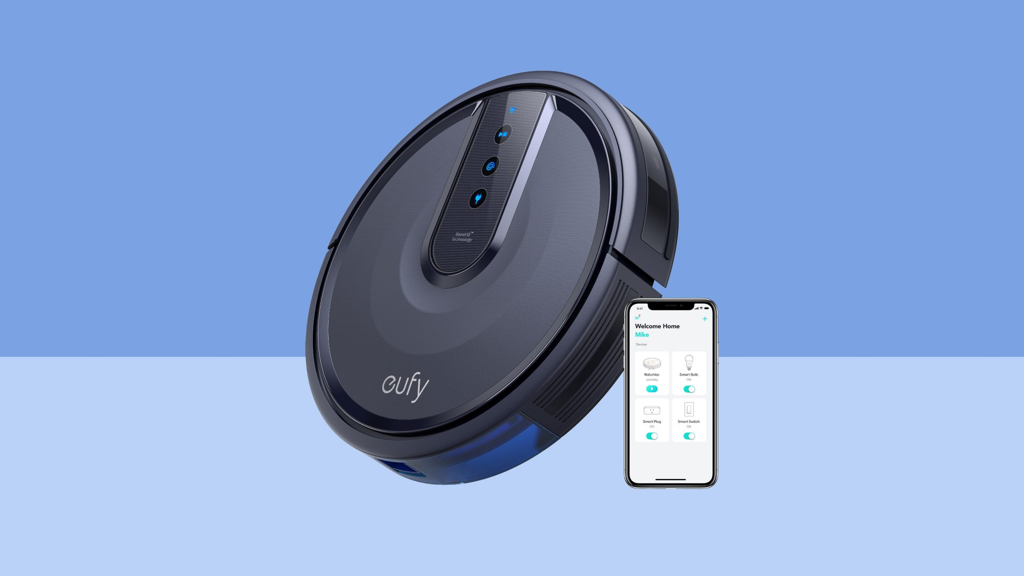 Eufy RoboVac 25C Wi-Fi Connected Robot Vacuum
