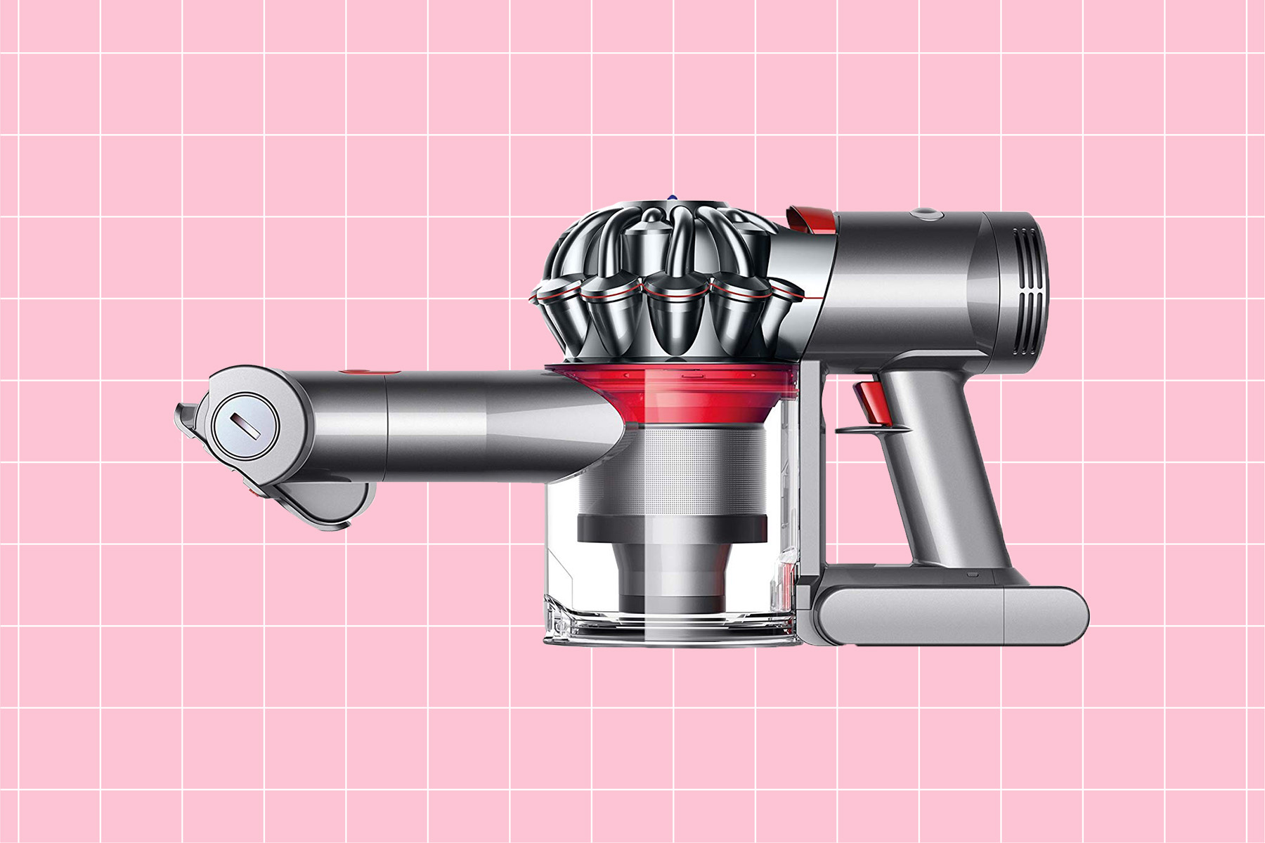 Dyson's Smallest Vacuum Is Just as Powerful as Its Stick Model—and