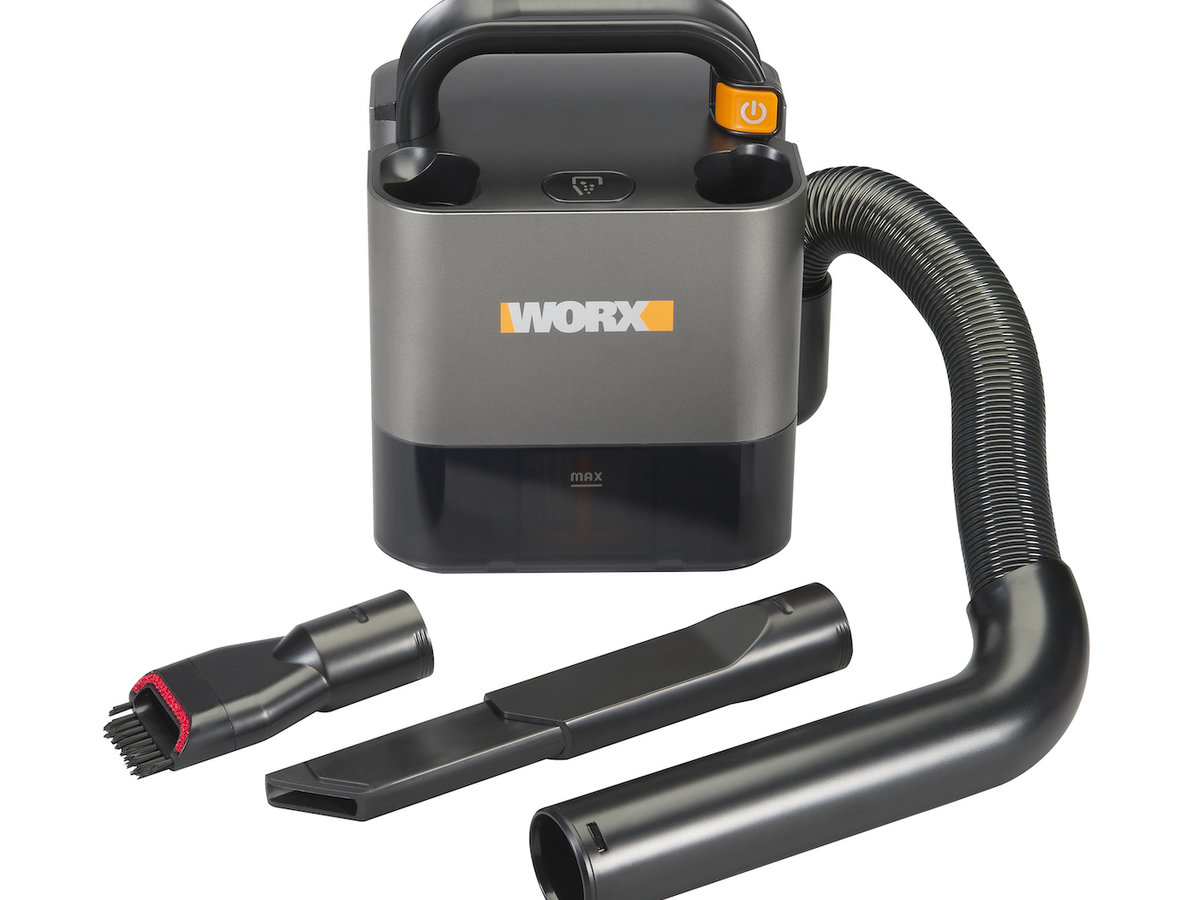 The Best Handheld Vacuum for: Garages and Wood Shops