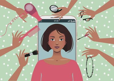 The Best On-Demand Beauty Apps You Need to Try | Real Simple