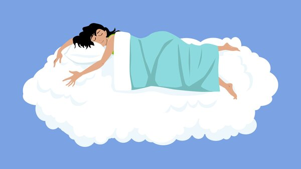Sleeping positions - how to make your sleeping position better or more proper