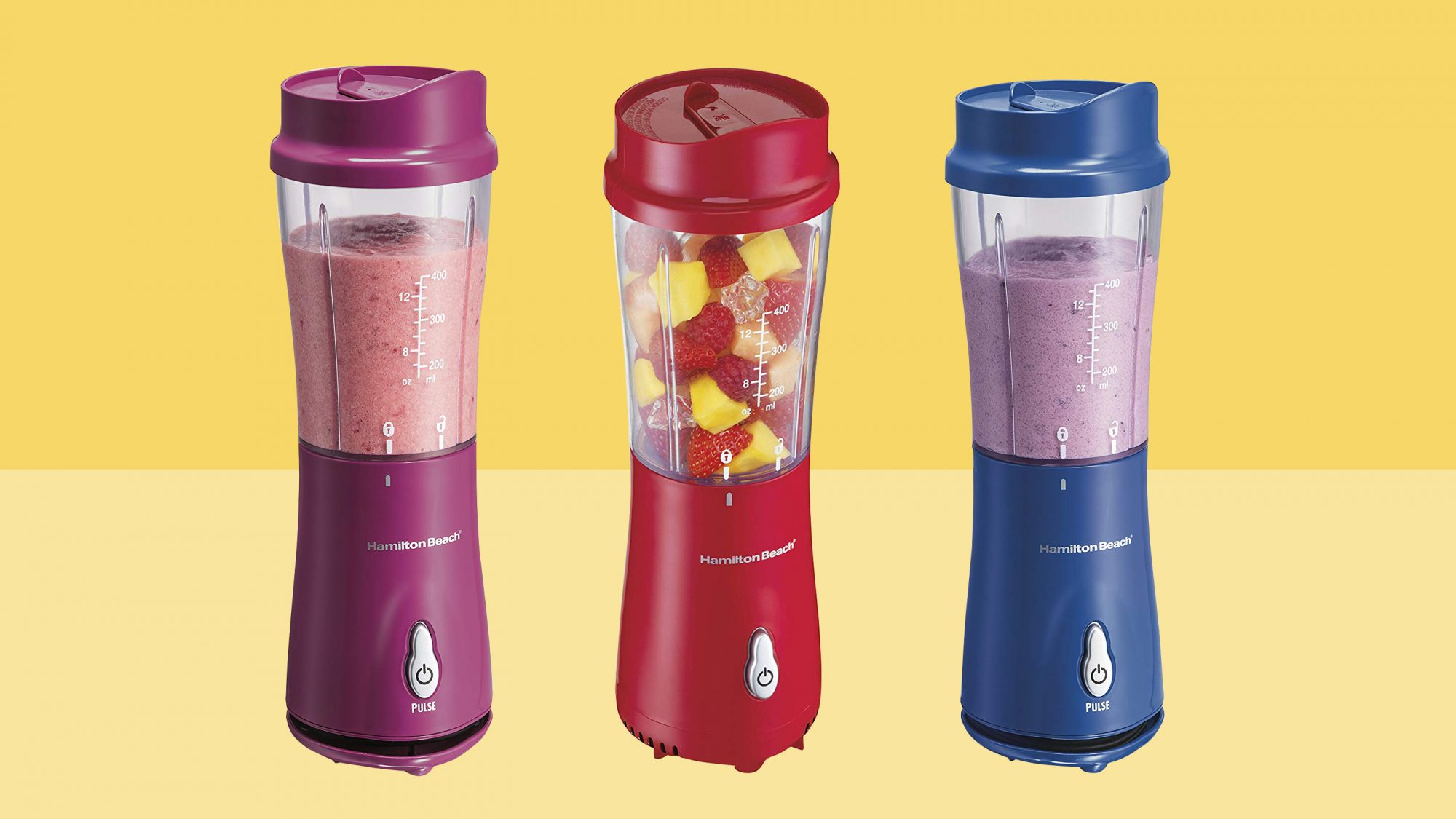 I Make a Smoothie Almost Every Day, and This $20 Blender Never Lets