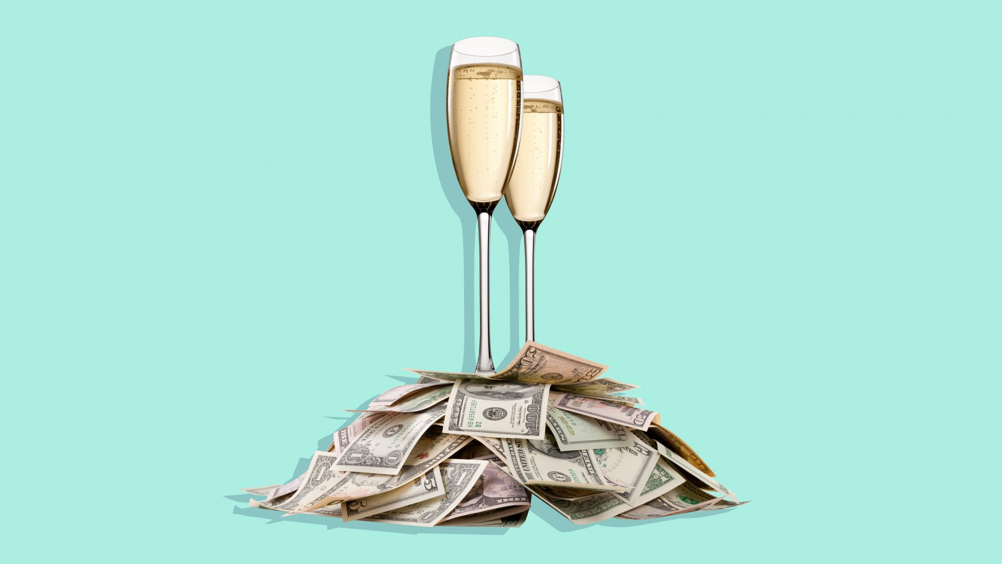 This Is How Much It Costs to Be a Wedding Guest