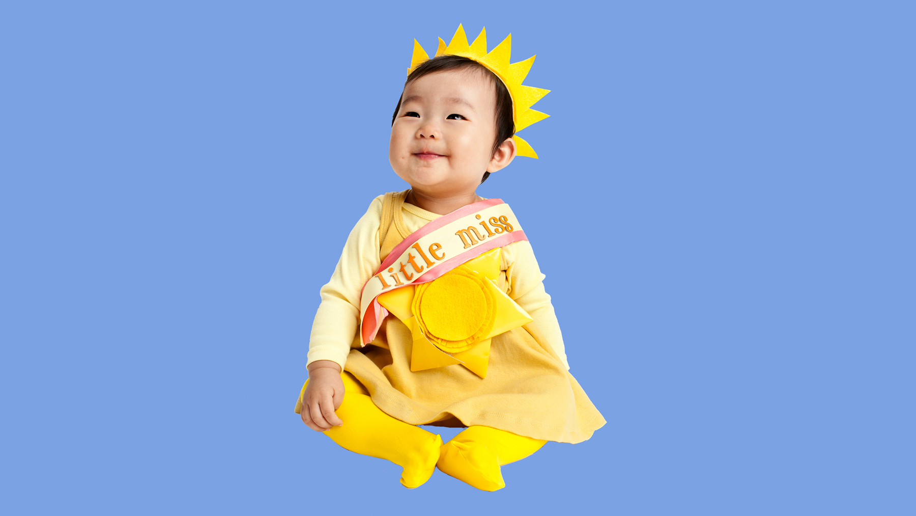 Cute DIY Halloween Costumes for kids, toddlers, and babies - little miss sunshine
