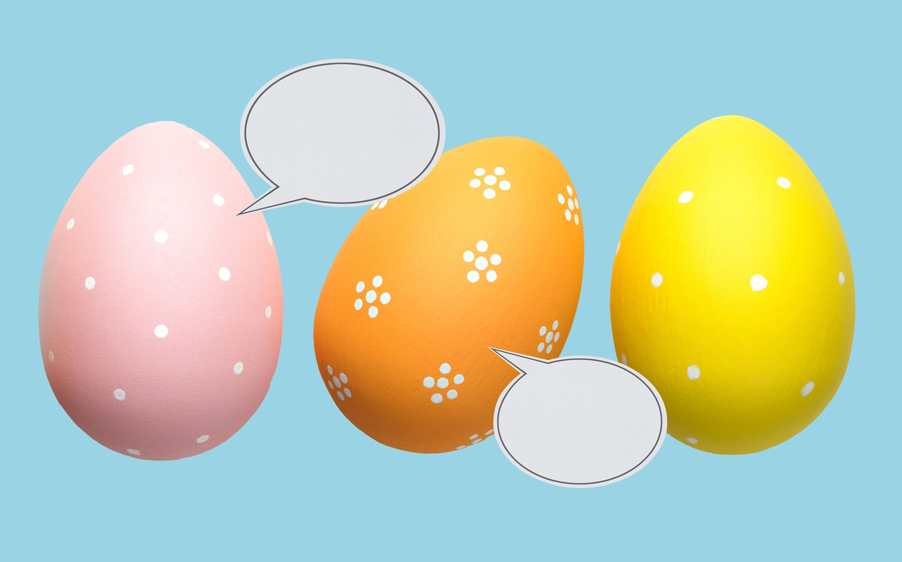 Easter quotes, captions, and messages - easter eggs tout