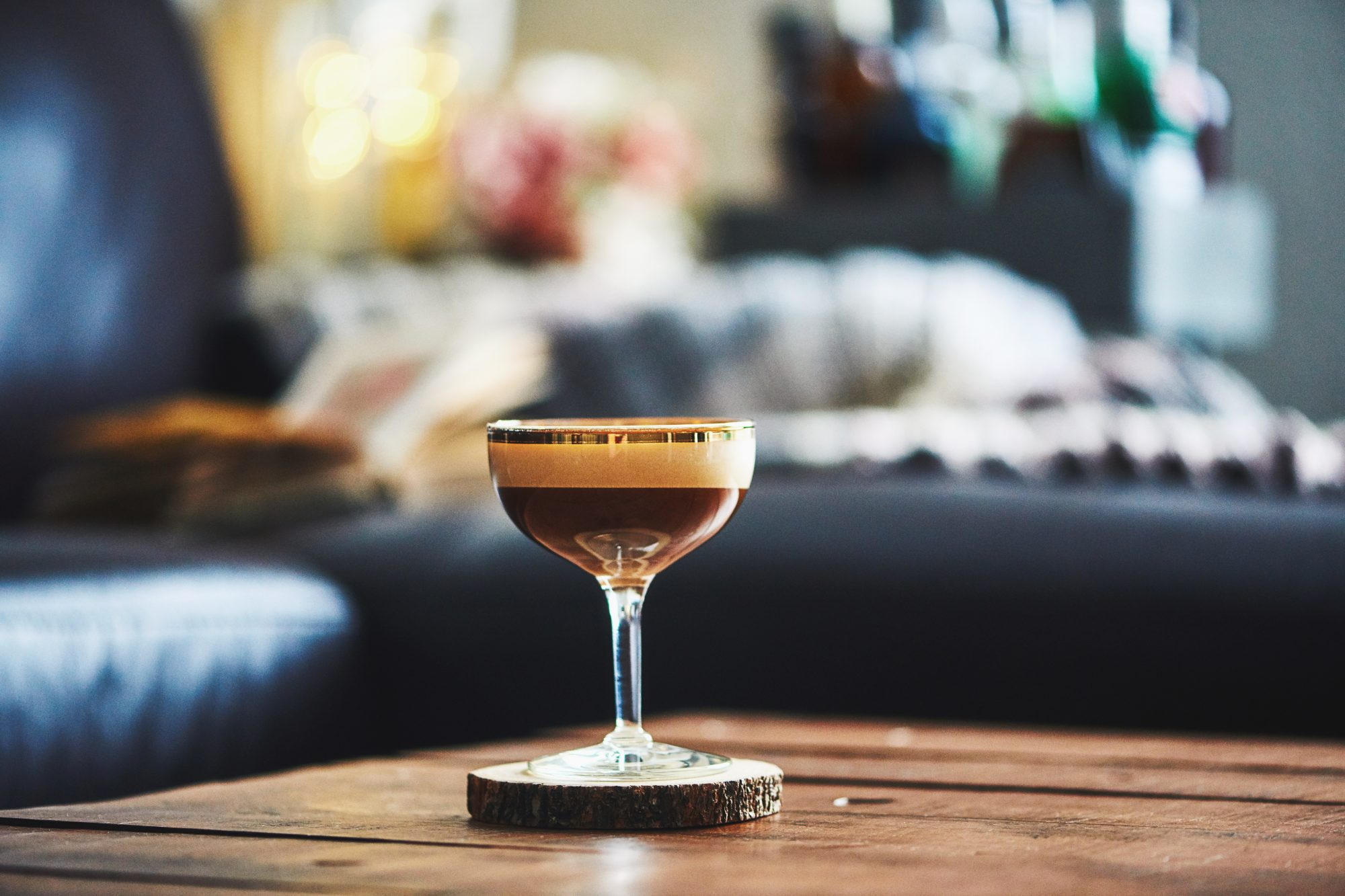 Meet the Espresso Martini, the Cocktail That's Coming to Wake Up Your