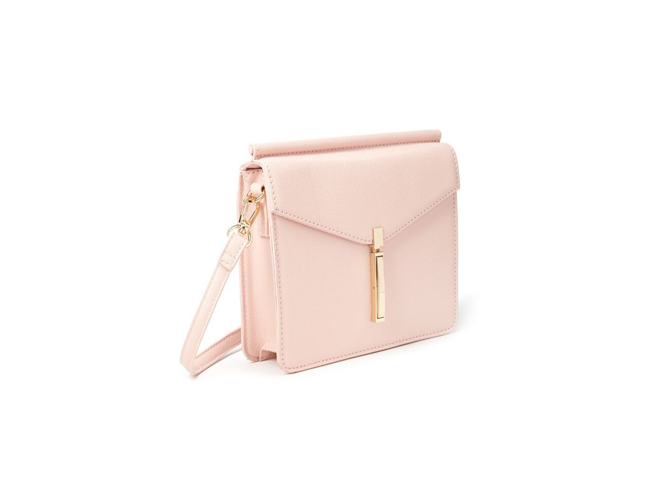 96adb6a9be Forever 21 Structured Envelope Crossbody