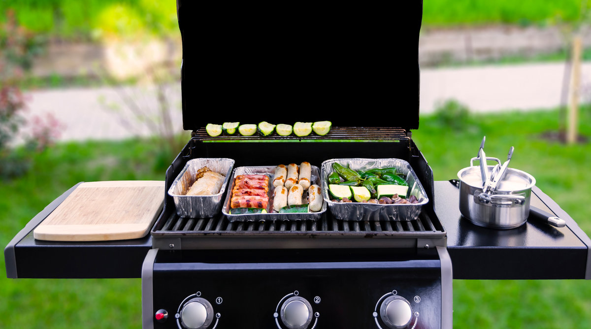 Grill maintenance - how to maintain and clean a gas grill checklist, steps, guide