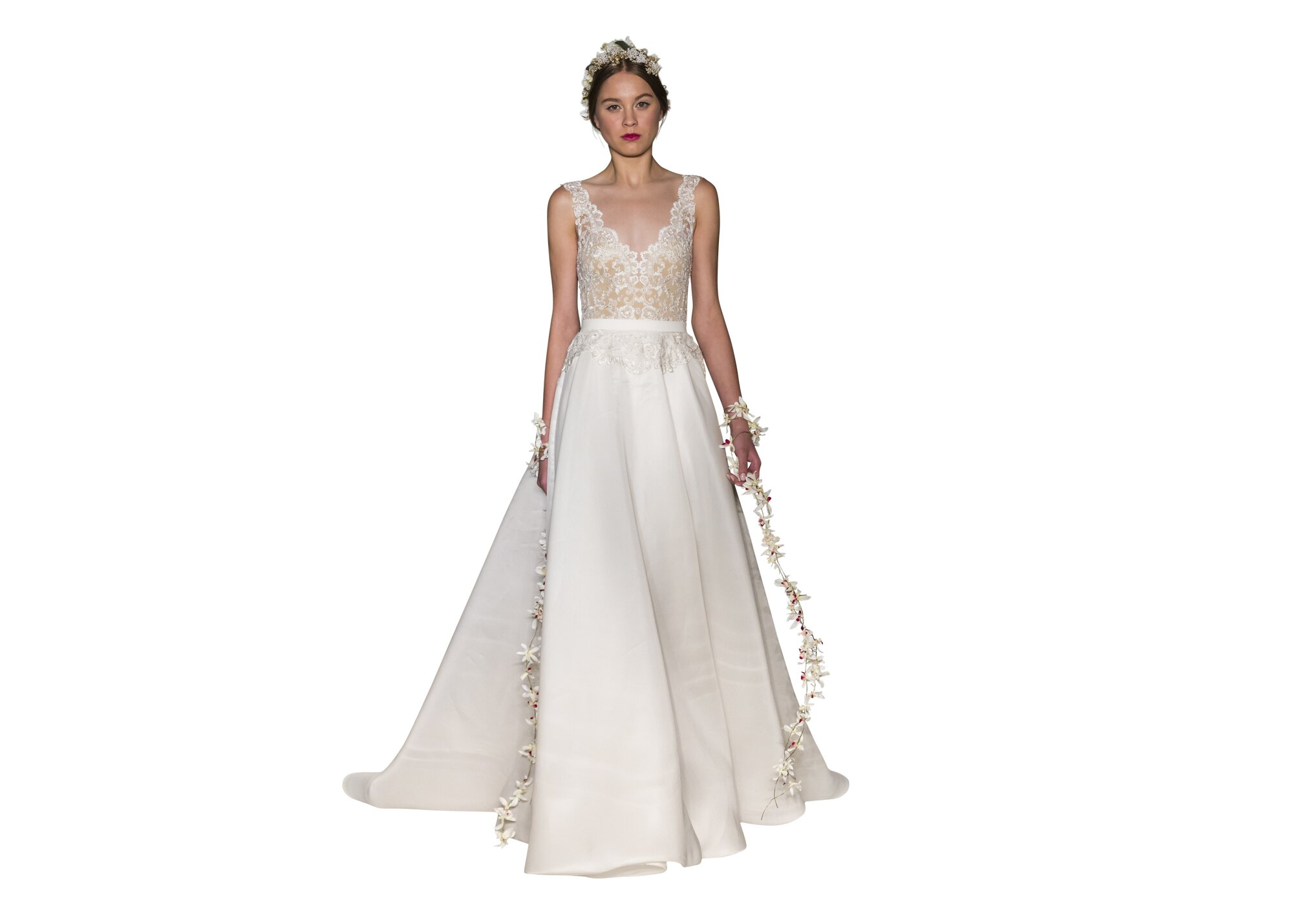 9d8d904d123 Designer Wedding Dresses That Are Absolutely Gorgeous and Right on Trend