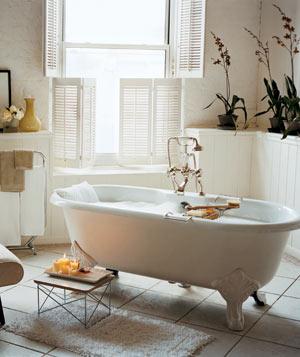 The Best Rainy Day Activities for Adults: Bubble Bath and Candles