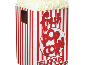 Movie popcorn Halloween costume