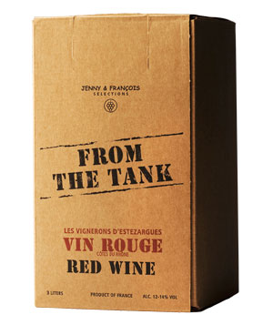 2007 From the Tank Cotes-du-Rhone Vin Rouge