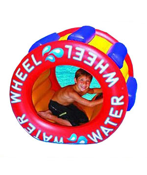 Splashnet Xpress The Inflatable Water Wheel