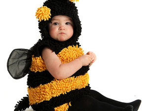 Infant/Toddler Stinger Bee Costume