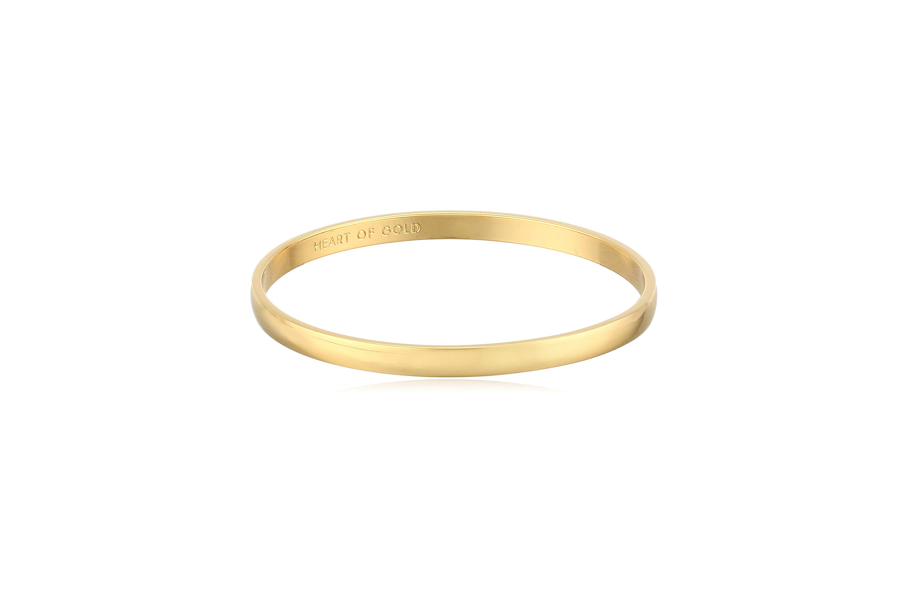 Kate Spade New York Heart of Gold Bangle