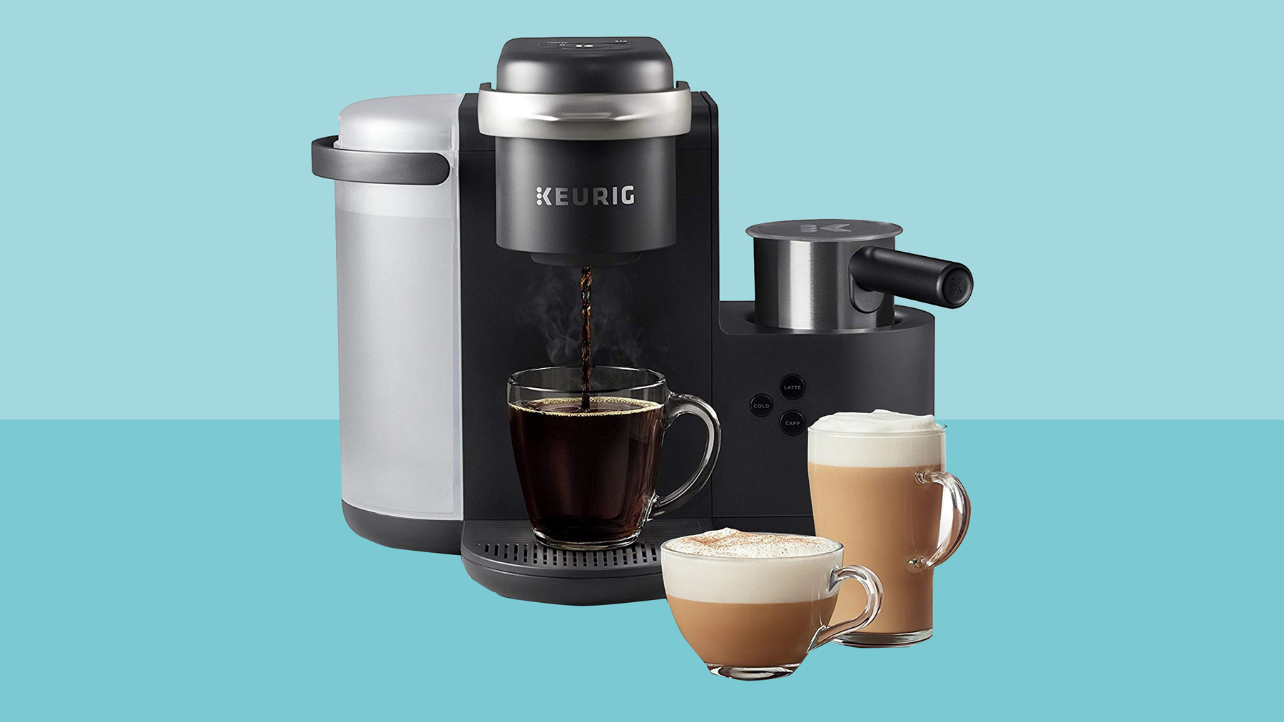 This Coffee Maker Helped Me Finally Quit My Pricey Latte Habit