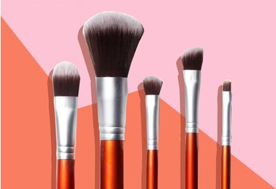 The Best Makeup Brush Cleaner Only Costs $4 | Real Simple