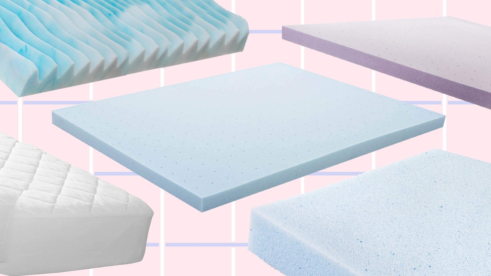 wholesale dealer 89a5e a2c0b The 11 Best Mattress Toppers, According to Customers | Real ...