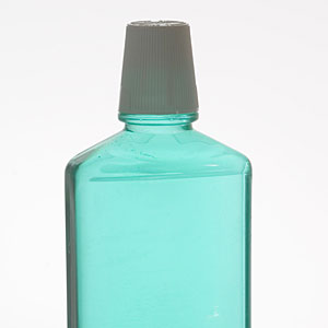 Try mouthwash to clean your floors!