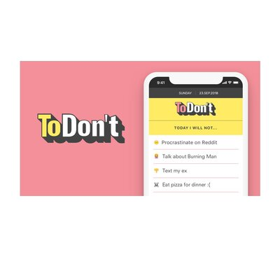 The ToDon't List Is a Different Kind of Productivity Tool | Real Simple