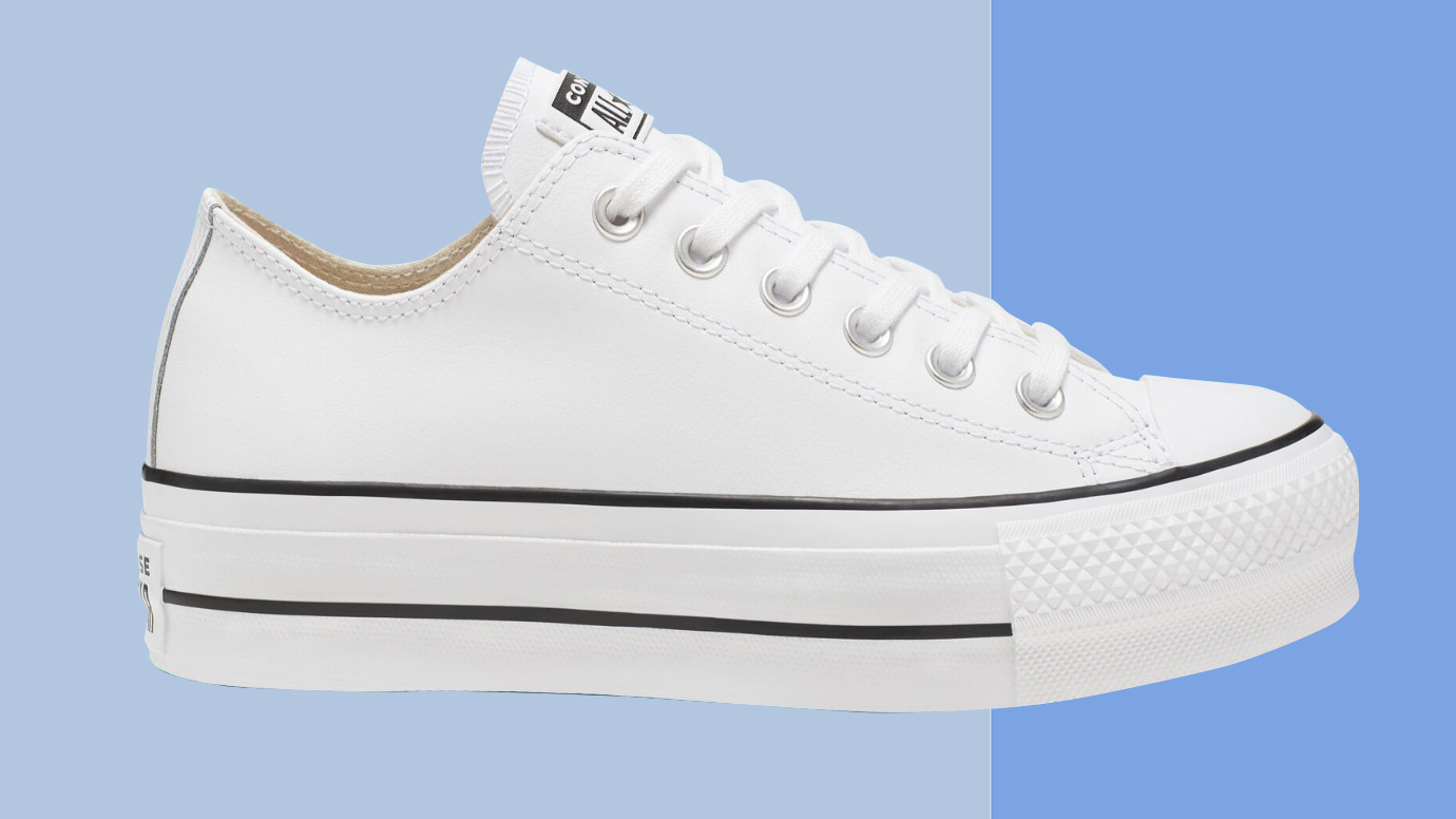 Converse Now Offers Custom, Comfortable Wedding Sneakers for Brides