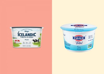 Is Skyr Basically the Same Thing As Greek Yogurt, or Are They