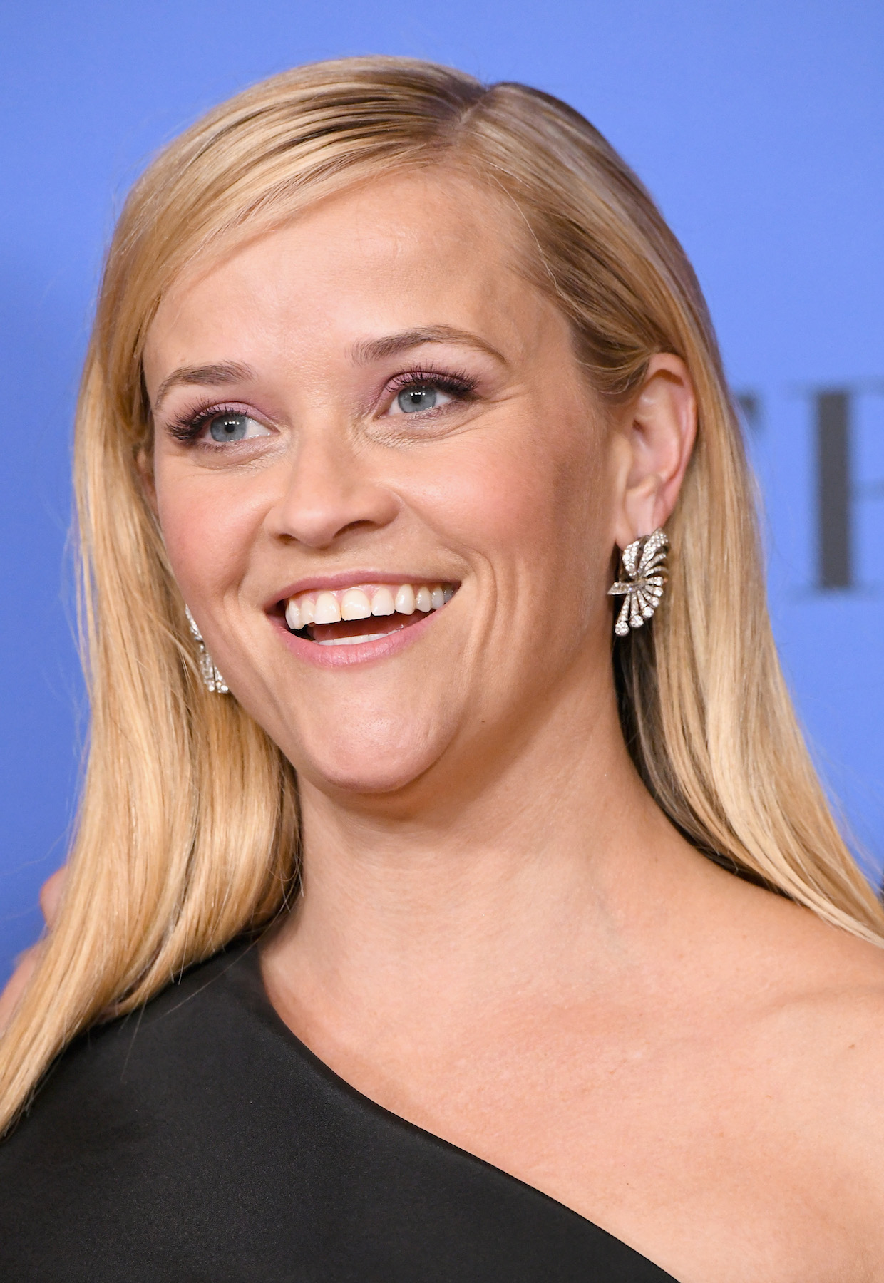 Reese Witherspoon Side Part