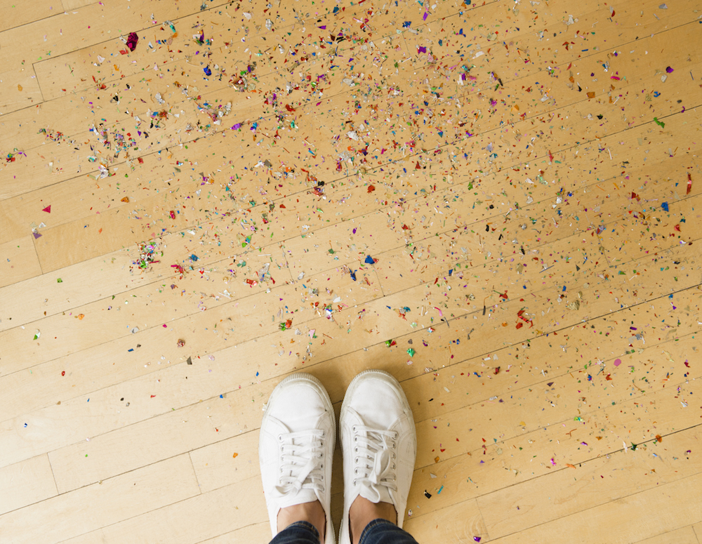 Here's How to Clean White Shoes