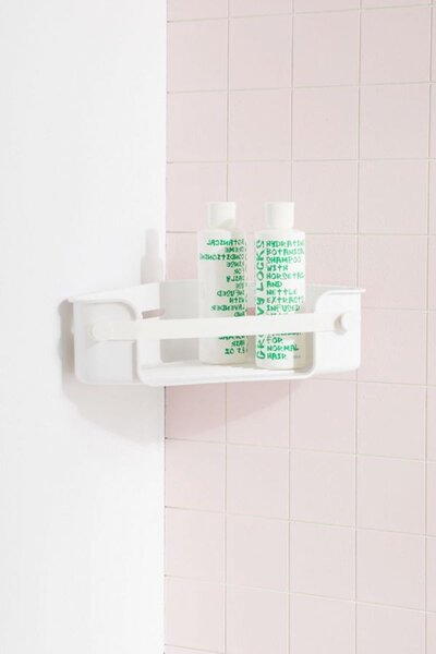 Storage Ideas for Small Spaces, Shower Shelf