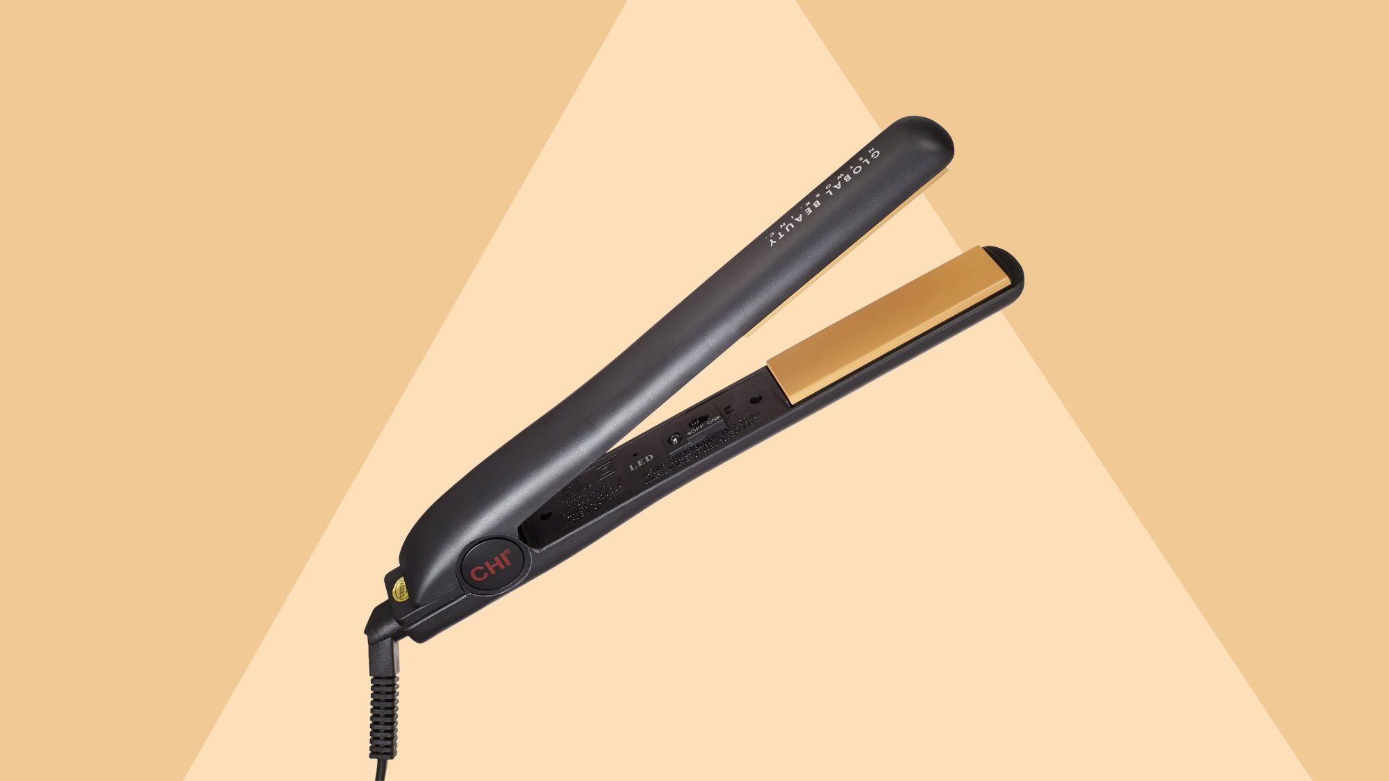CHI Original Ceramic Hair Straightening Flat Iron