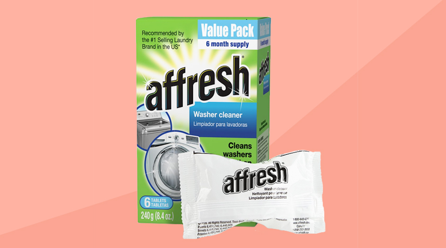 Washing machine cleaning tablets
