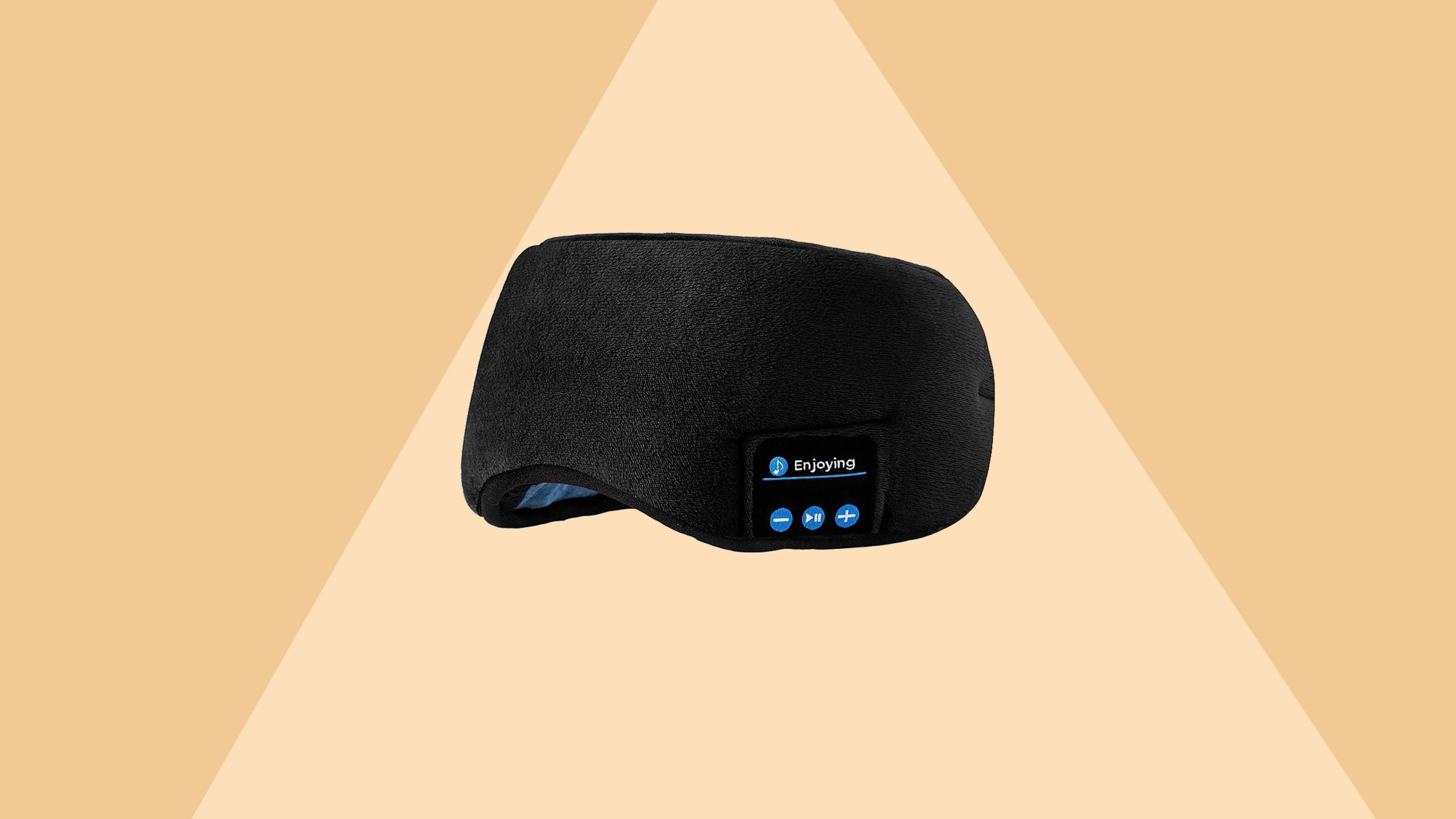 Sleep Headphones Bluetooth Eye Mask