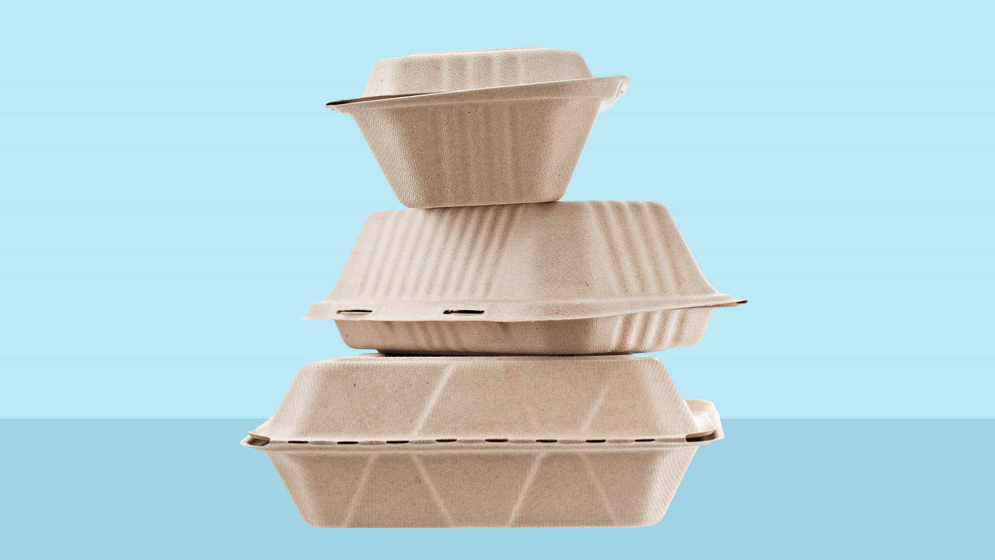 Takeout and Delivery Safety Tips During Coronavirus: cardboard takeout containers