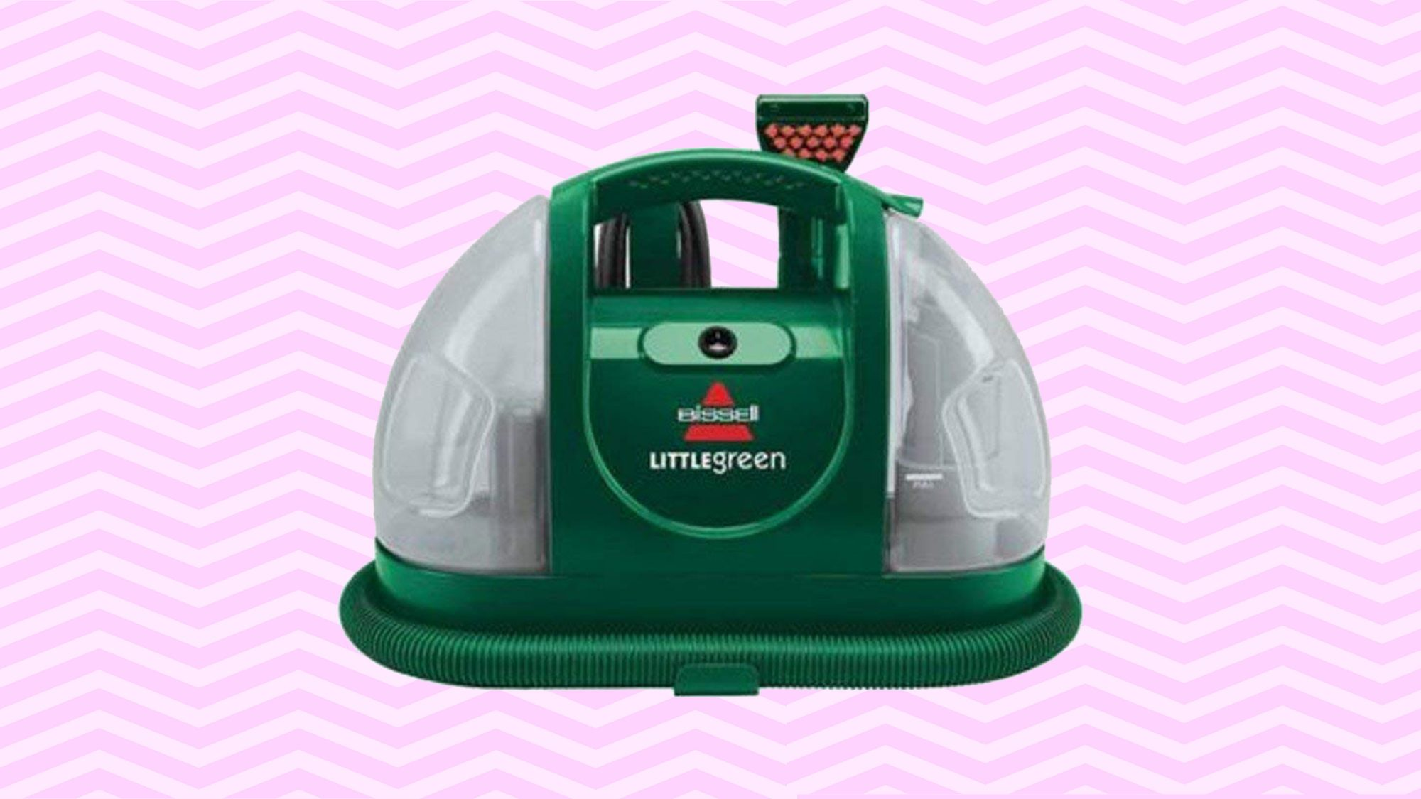 BissellI Little Green Portable Spot and Stain Cleaner Tout
