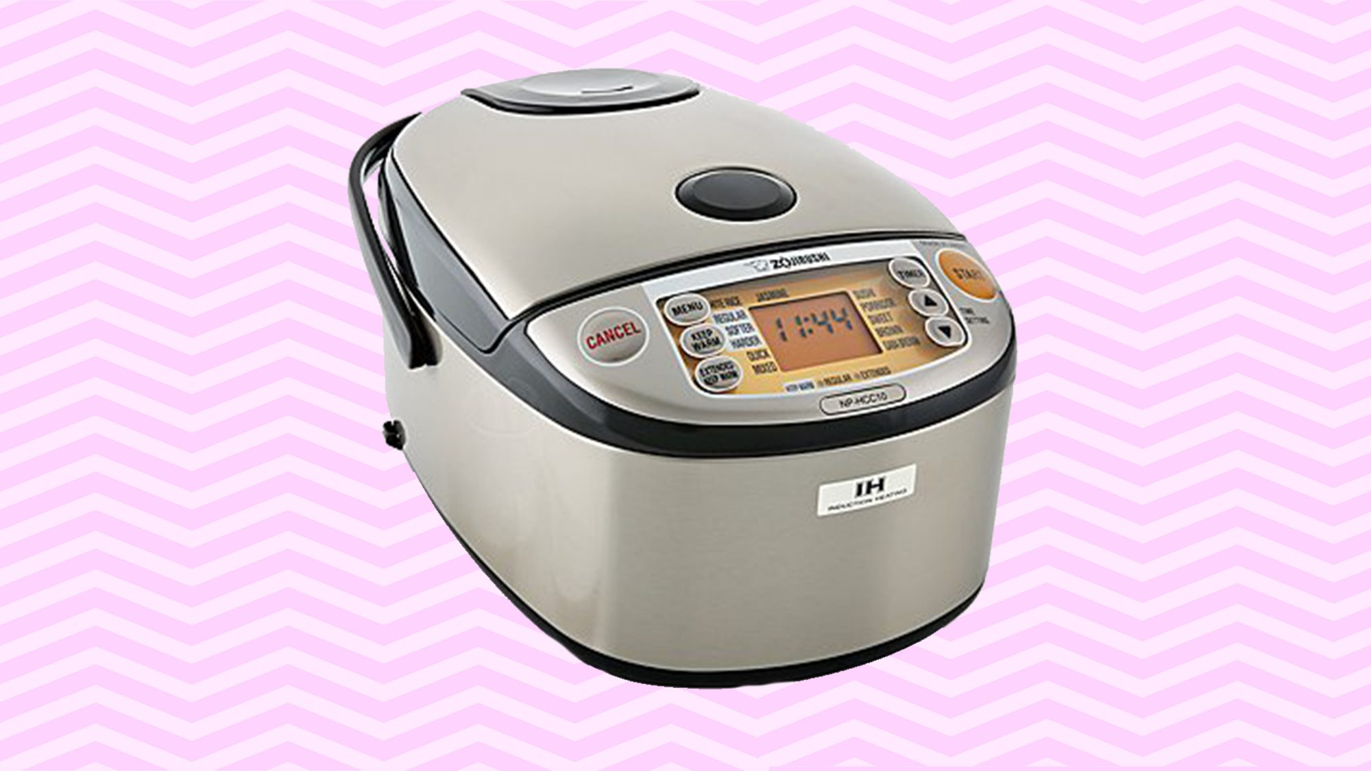 Zojirushi Induction Heating 5.5-Cup Rice Cooker Tout