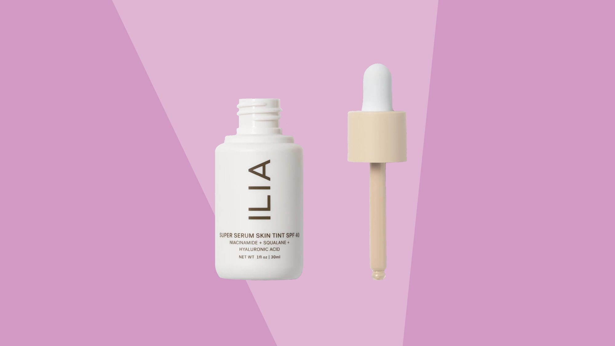 ILIA Beauty Super Serum Skin Tint