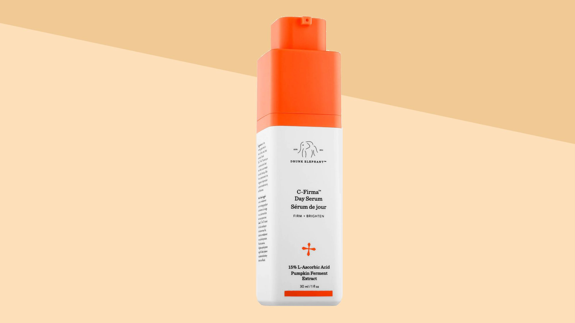 Drunk Elephant C-Firma Vitamin C Day Serum Tout