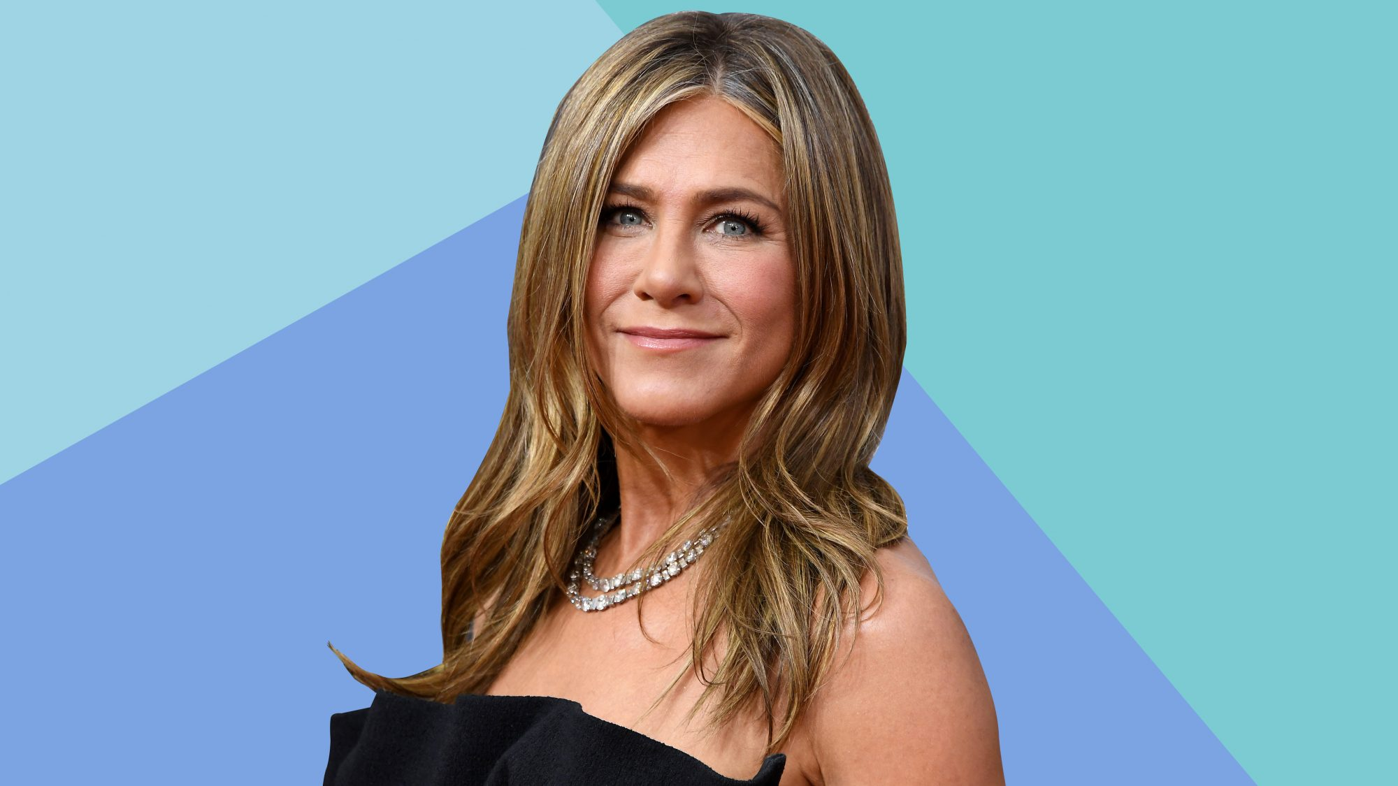 Jennifer Aniston: top hair trends of the 2020s