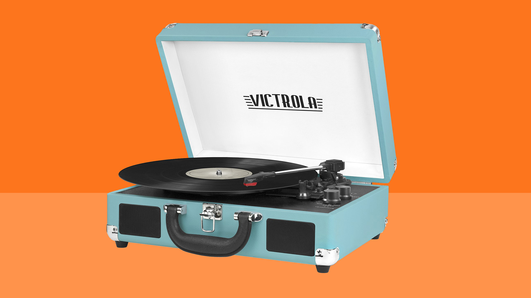 Christmas gifts for brother - record player tout