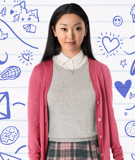 Best romantic movies on netflix - rom-coms and dramas, including To All the Boys I've Loved Before (pictured)