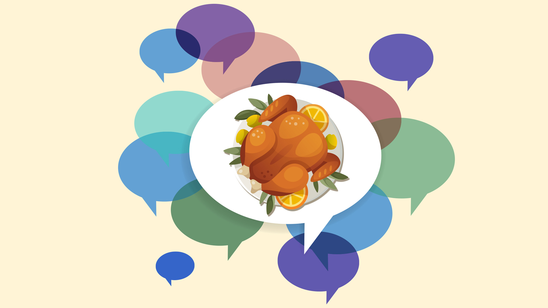 Fun and funny Thanksgiving conversation starters and questions