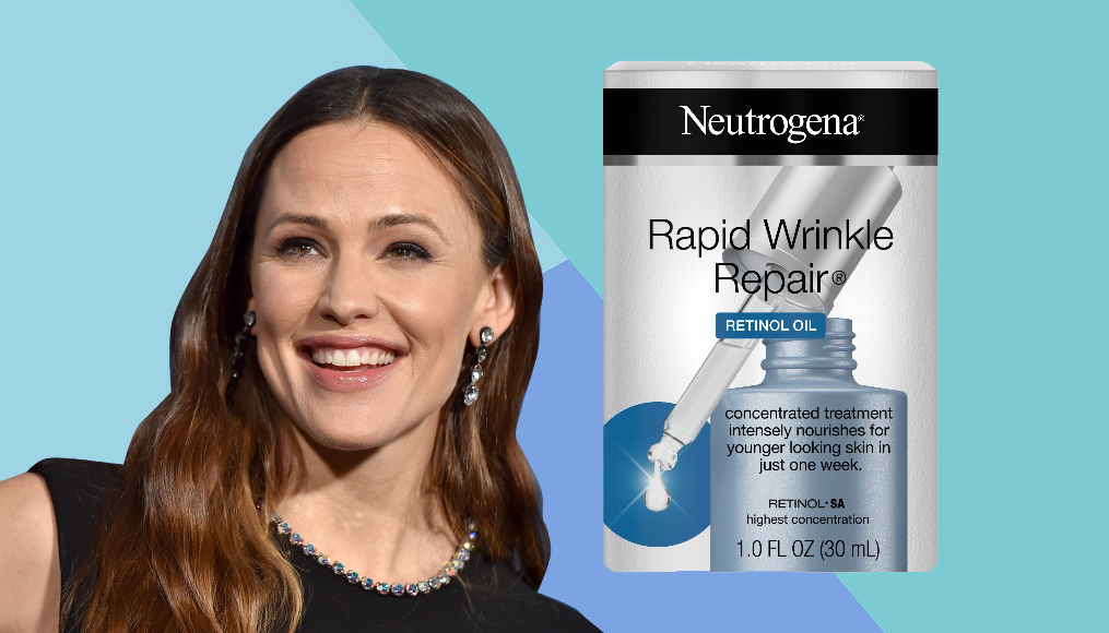 Jennifer Garner Uses This Retinol Product in Her Anti-Aging Skincare Routine