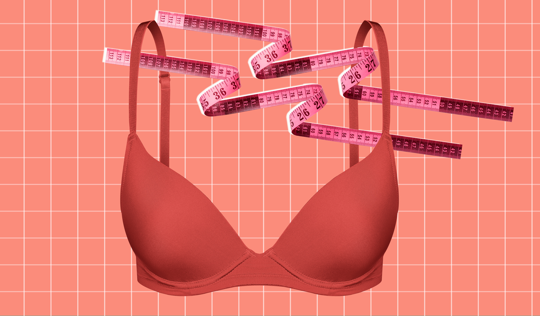 How to measure bra size and make bust measurements