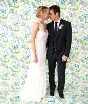 Lanie Pilnock and Chris List wedding