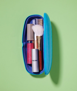 Glasses Case as Makeup Organizer