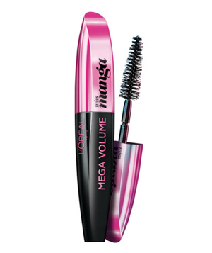 L'Oréal Paris Voluminous Miss Manga Mascara