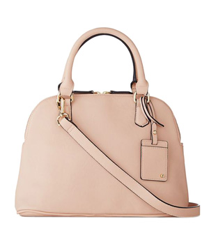 The Limited Mini Dome Satchel Bag