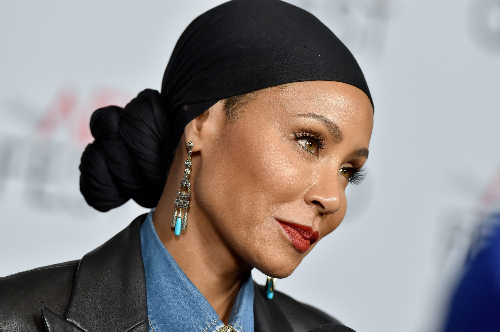 Jada Pinkett Smith: causes of hair loss in women