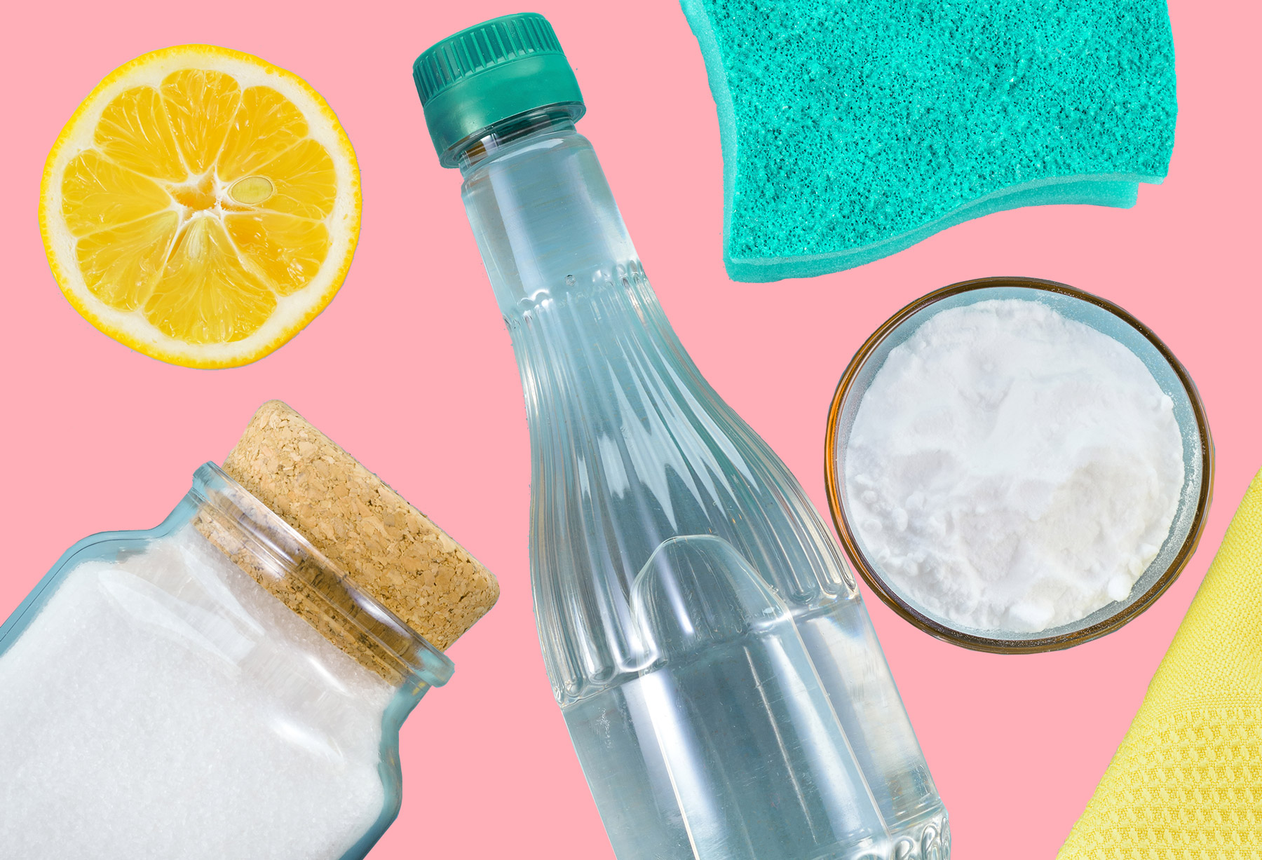 Natural cleaning products - must-knows for cleaning safely